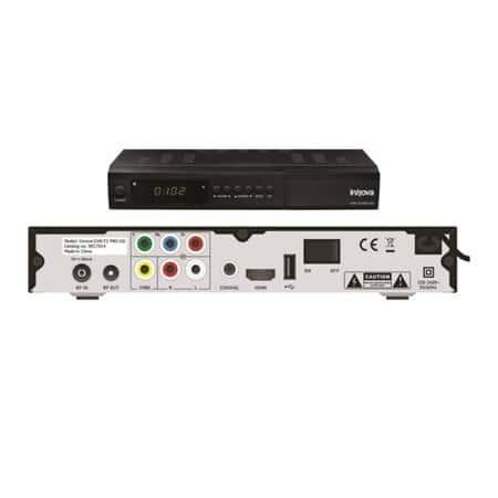 ממיר דיגיטלי  DVB-T2-PRO-HD Innova