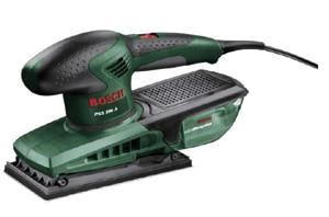 מלטשת Bosch PSS200 ac בוש