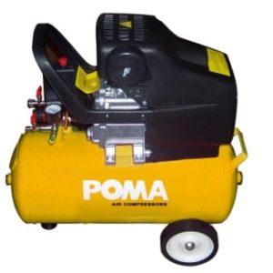 מדחס אויר 25 ליטר Poma TD2026