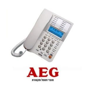 טלפון שולחני AEG AG300