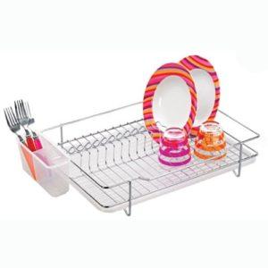 מייבש כלים + מגש שטוח