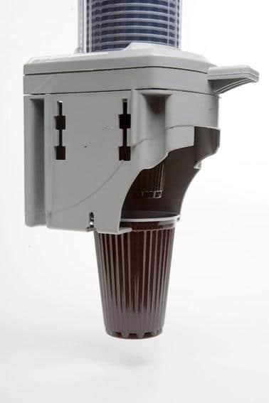 מתקן כוסות עם כפתור לחיצה מעיינות