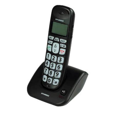 טלפון אלחוטי Hyundai HDTL100