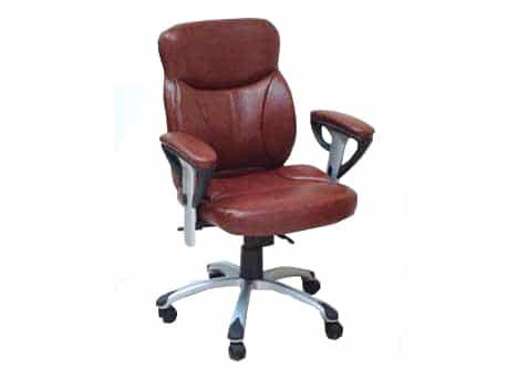 כיסא מנהל מתכוונן דגם רוני