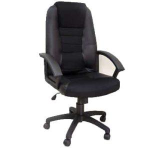 כיסא מנהל מתכוונן דגם יובל