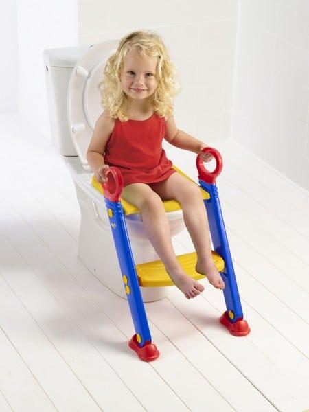 ישבנון לשירותים לילדים כתר