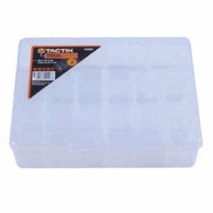 ארגונית פלסטיק 14 תאים TACTIX דגם 320004