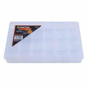 ארגונית פלסטיק 18 תאים TACTIX דגם 320006