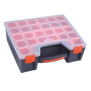 ארגונית פלסטיק 7 תאים TACTIX דגם 320013