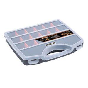 ארגונית פלסטיק 20 תאים TACTIX דגם 3200017