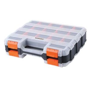 ארגונית פלסטיק 15 תאים דו צדדי TACTIX דגם 320028