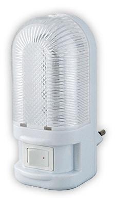 מנורת לילה 5LED עם מפסק D558 אומגה