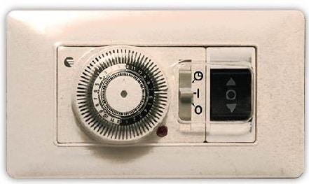 שעון לתריס תואם גוויס 4 מקום TIS-46A