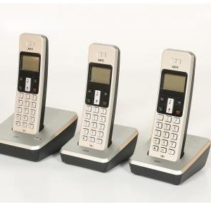 טלפון אלחוטי AEG דגם TR3
