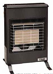 תנור חימום גז שחור 31502