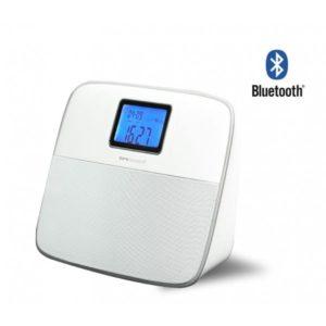 רמקול BT+שעון+רדיו+ QBT-450W