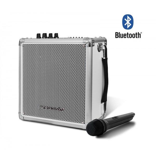 בידורית ניידת pure acoustics דגם MCP-50 כסוף