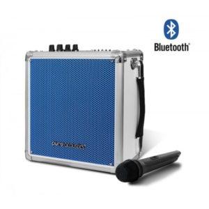 בידורית ניידת pure acoustics דגם MCP-50 כחול