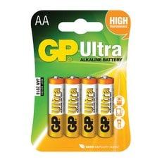 מארז AA*4 אולטרה GP סוללה