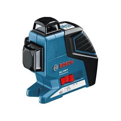 פלס לייזר צלב+תושבת Bosch GLL380 בוש