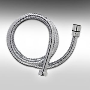 צינור גמיש 2 מטר ספירלה כפולה חמת