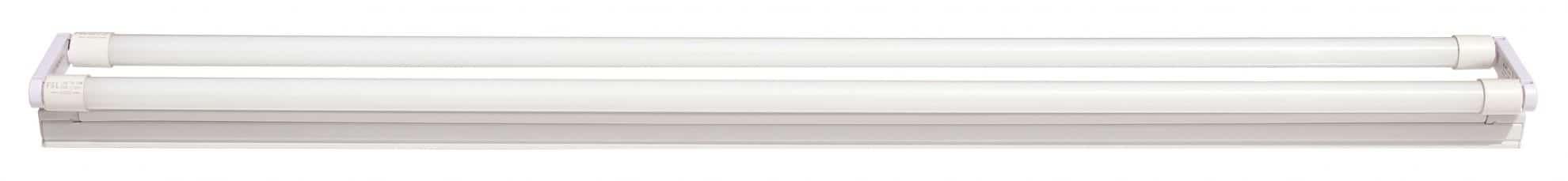 תאורת לד אמריקאי (פלורסנט) לבן FS-T8LG 2X18W-D ,FSL