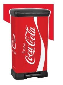 פח פדל 50 ליטר קוקה קולה