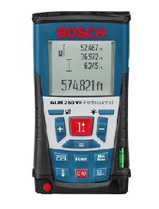 מד טווח לייזר Bosch GLM-250 בוש