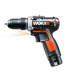 מקדחה נטענת Worx WX128.1