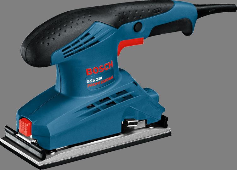 מלטשת רוטטת Bosch GSS 230 בוש