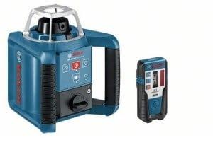 פלס לייזר מסתובב GRL 300 HV Bosch