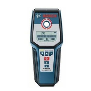 גלאי מתכות GMS120 Bosch בוש