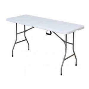 שולחן מתקפל למזוודה 1.80 מטר