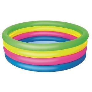 בריכה מתנפחת צבעונית לילדים Bastway