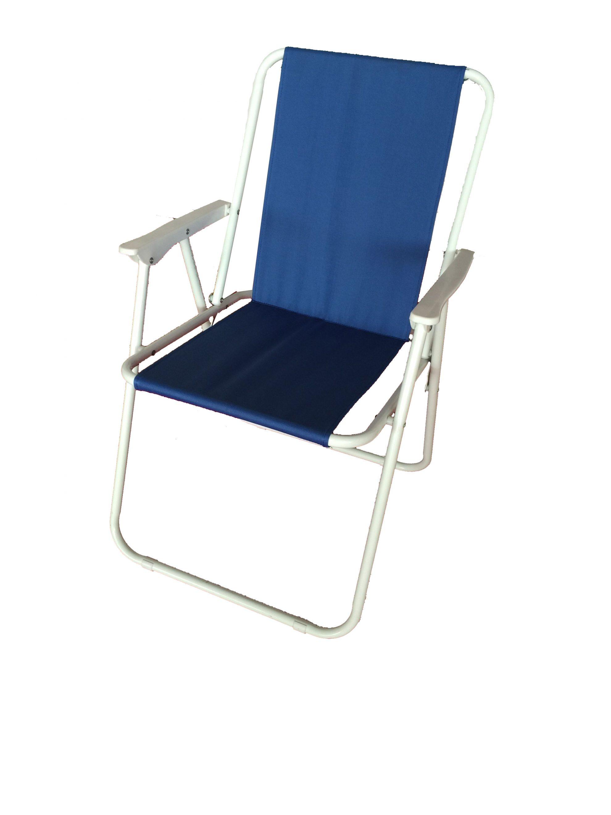 כיסא חוף מתקפל