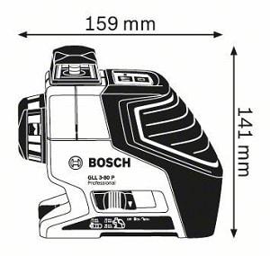 פלסים Bosch GLL380 בוש