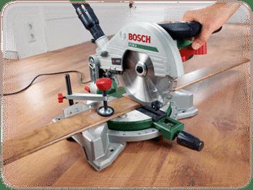 מסור גרונג Bosch PCM 8 בוש