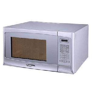 מיקרוגל ללא גריל Crystal MW511S 23 ליטר