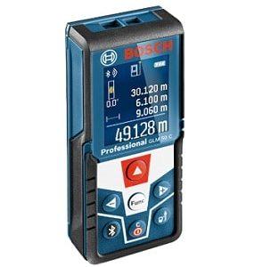 כלי מדידה עם בלוטוס דגם BOSCH GLM 50 C