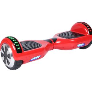 סקייטבורד חשמלי Hoverboard אדום
