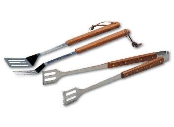 סט כלים נירוסטה לגריל אמגזית