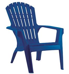 כסא בריזה מהאיים הקריביים כחול