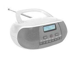 רדיו דיסק SAFA CD-21 לבן