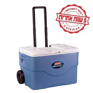צידנית 50 ליטר EXTREME על גלגלים