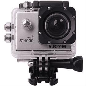 מצלמת אקסטרים SJcam SJ4000 WiFi כסף