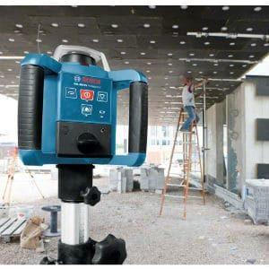פלס לייזר מסתובב Bosch GRL 300 HV