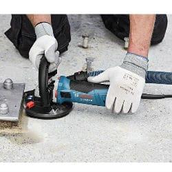 מלטשת בטון Bosch GBR 15 CA