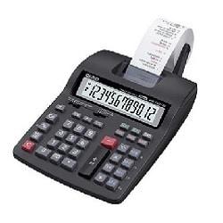 מכונת חישוב DR120TM Casio