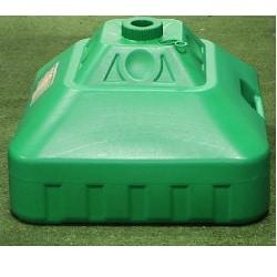 בסיס לשימשיה פלסטיק 25 קילו