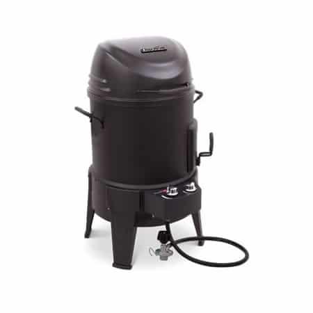 מעשנת גז 3 ב-1 char broil